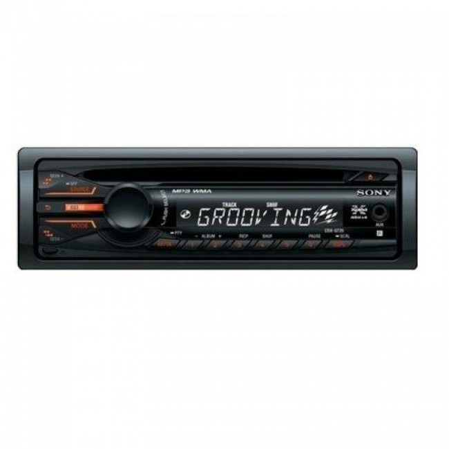 Автомобилна електроника Sony CDX GT26