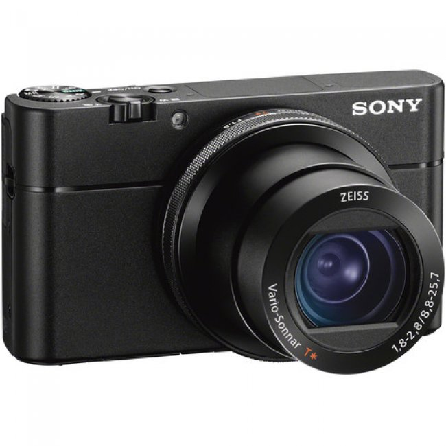 Фотоапарат Sony DSC RX100 VA