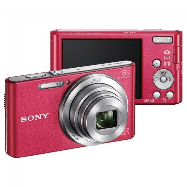 Фотоапарат Sony DSC-W830