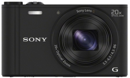 Фотоапарат Sony DSC-WX350