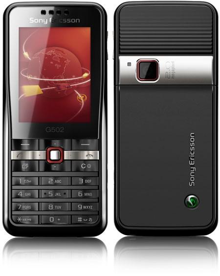 GSM втора употреба Sony Ericsson G502
