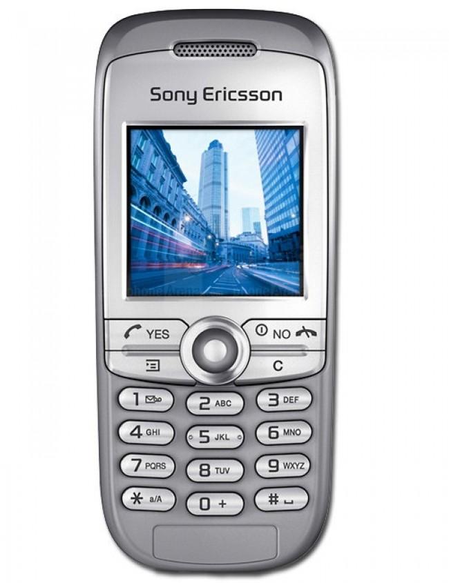 GSM втора употреба Sony Ericsson J210