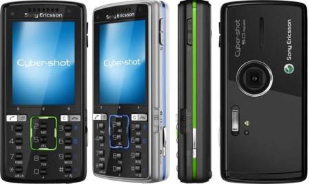 GSM втора употреба Sony Ericsson K850