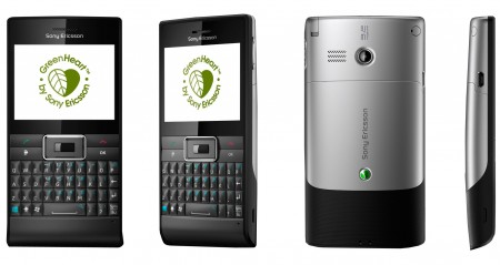 GSM Sony Ericsson M1 Aspen