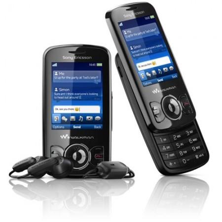 GSM Sony Ericsson W100 Spiro