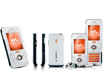 GSM Sony Ericsson W580