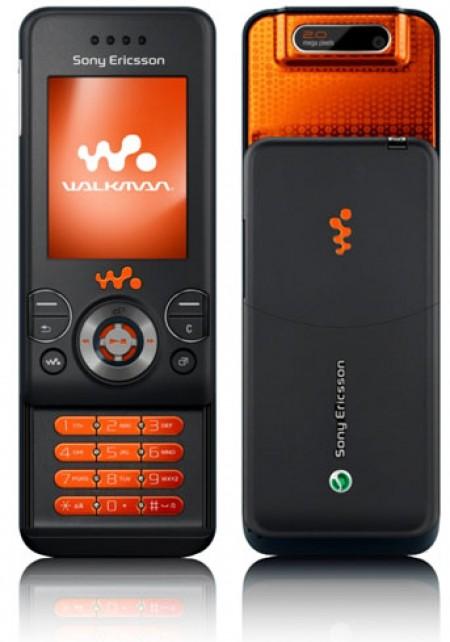 GSM втора употреба Sony Ericsson W580