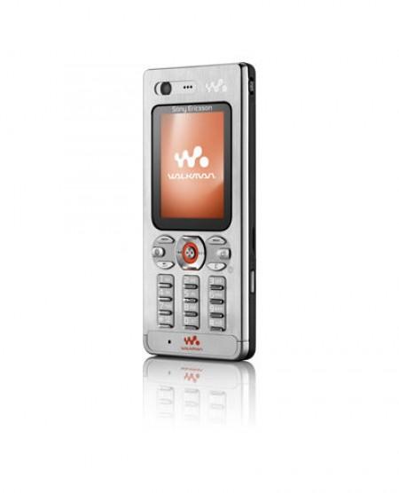 GSM Sony Ericsson W880