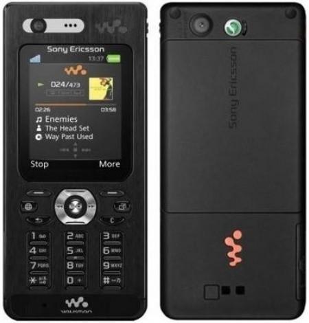 GSM втора употреба Sony Ericsson W880