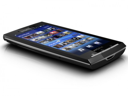 Цена Sony Ericsson X10  XPERIA