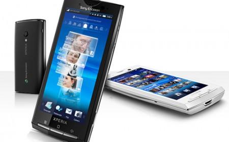 Снимки на Sony Ericsson X10  XPERIA