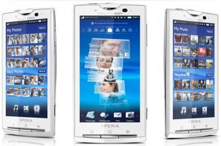 Снимка на Sony Ericsson X10  XPERIA
