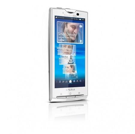 Sony Ericsson X10  XPERIA Снимка
