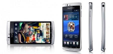 GSM Sony Ericsson XPERIA Arc LT15
