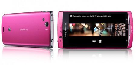 Цена Sony Ericsson Xperia Arc S LT18i