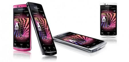 Снимки на Sony Ericsson Xperia Arc S LT18i