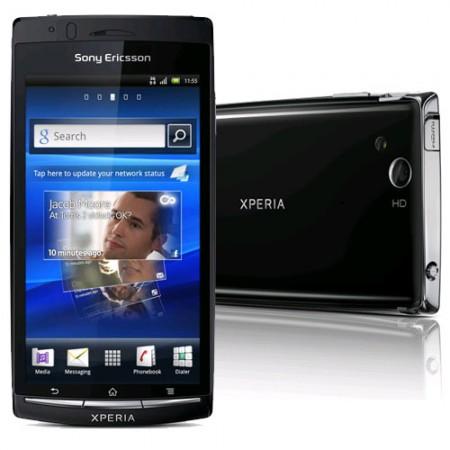 Снимка на Sony Ericsson Xperia Arc S LT18i