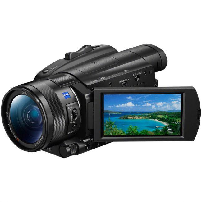 Любителска видеокамера Sony FDR-AX700B