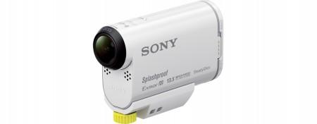 Любителска видеокамера Sony HDR AS100VR