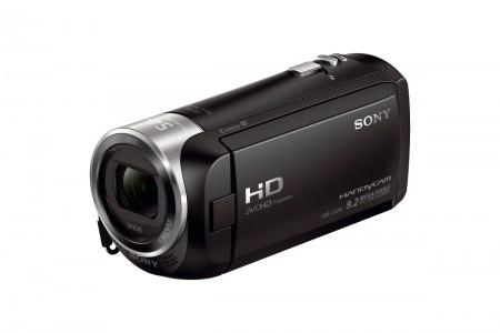 Любителска видеокамера Sony HDR-CX240