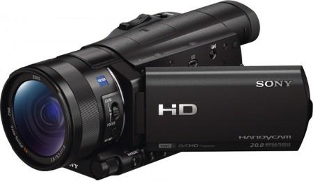 Любителска видеокамера Sony HDR-CX900