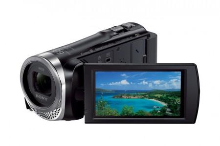 Любителска видеокамера Sony HDRCX450B
