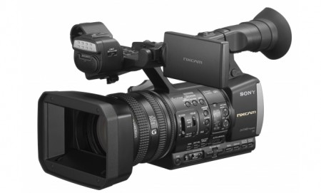 Професионална видеокамера Sony HXR NX3