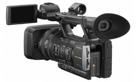 Sony HXR-NX3 Снимка