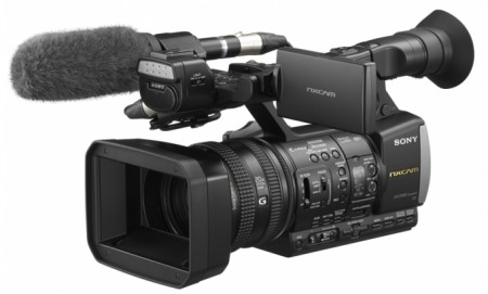 Sony HXR-NX3 Снимки