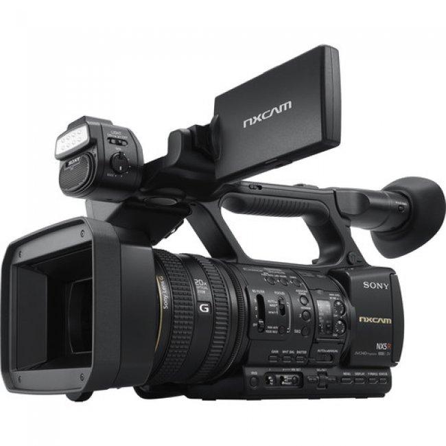 Професионална видеокамера Sony HXR-NX5R