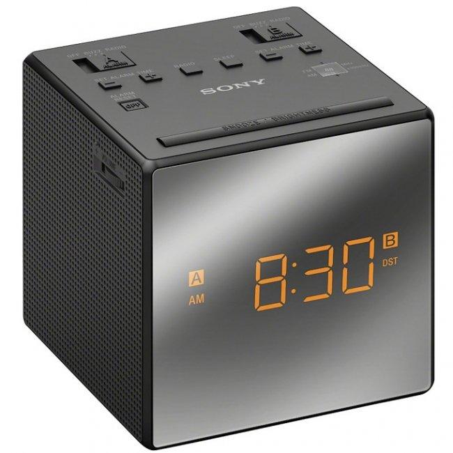 Радиочасовник Sony ICF-C1T