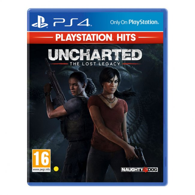 PlayStation Sony Игра UNCHARTED:THE LOST LEGACY (PS4)