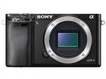 Фотоапарат Sony ILCE 6000B
