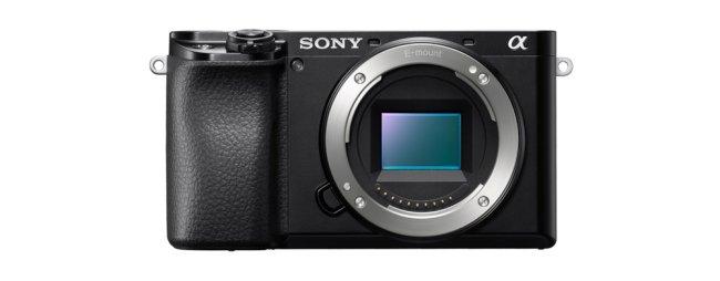 Фотоапарат Sony ILCE 6100B
