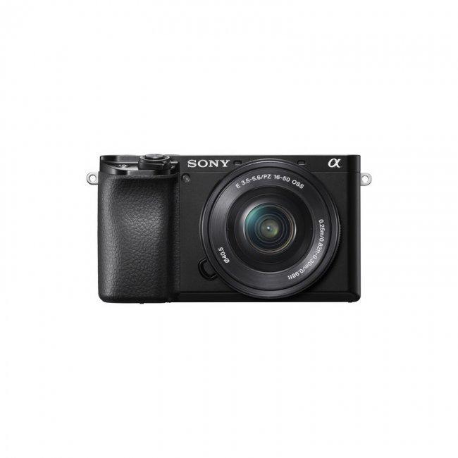 Фотоапарат Sony ILCE 6100YB
