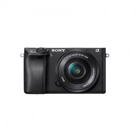 Фотоапарат Sony ILCE 6300 + обектив SONY SEL 16-50 mm