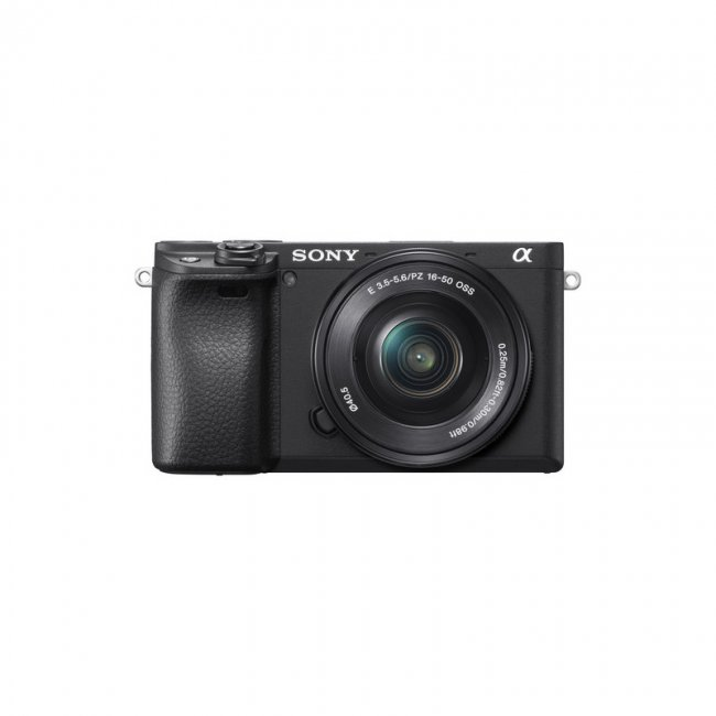 Фотоапарат Sony ILCE 6400LB