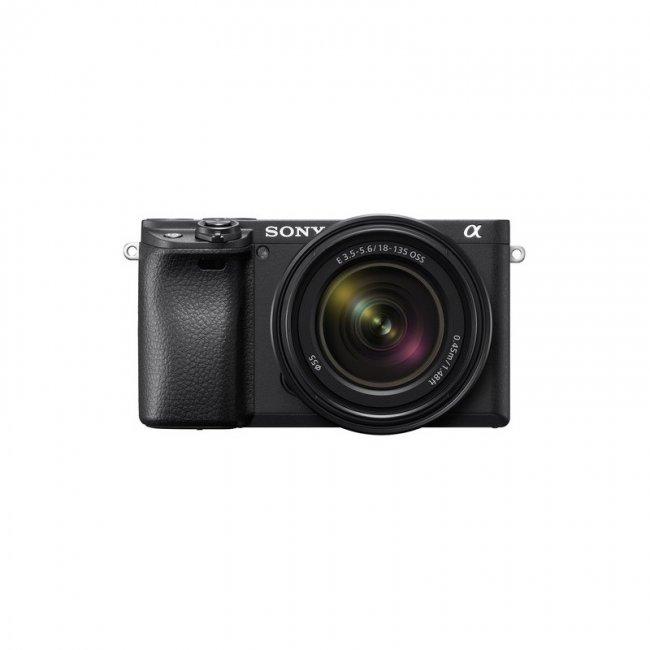 Фотоапарат Sony ILCE 6400MB
