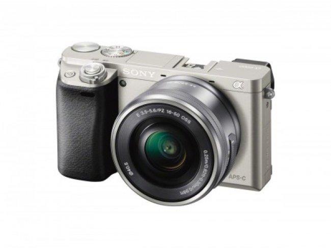 Фотоапарат Sony ILCE6000LS