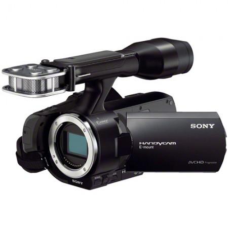 Любителска видеокамера Sony NEX-VG30EB
