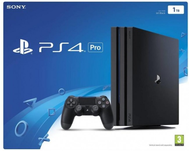 PlayStation Sony Playstation 4 PRO 1TB PS4