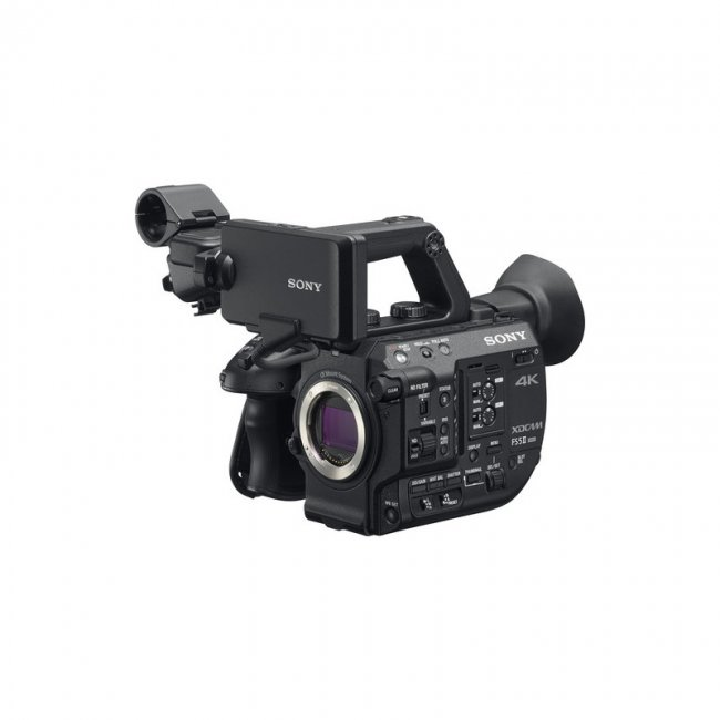 Професионална видеокамера Sony PXW-FS5M2