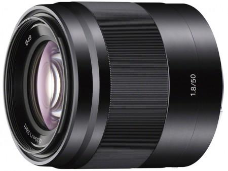 Обектив Sony SEL-50F18