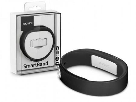 Снимка на Sony SmartBand SWR10