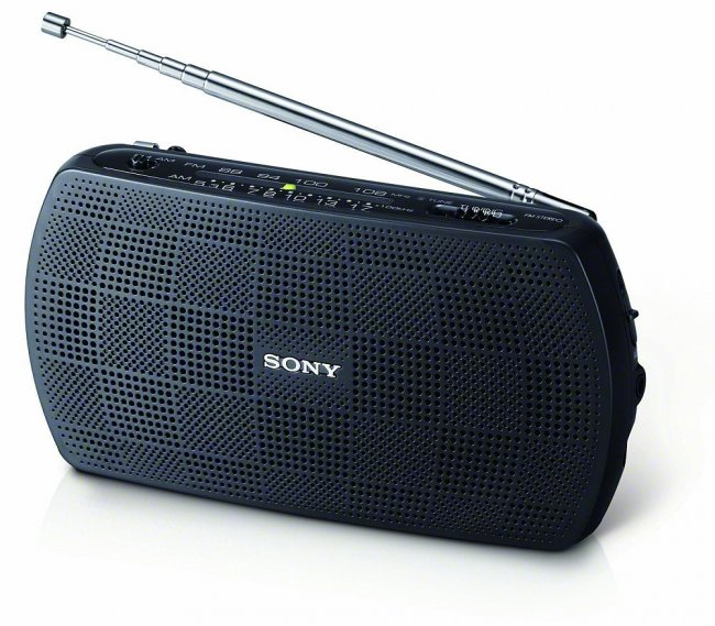 Радиоприемник Sony SRF-18