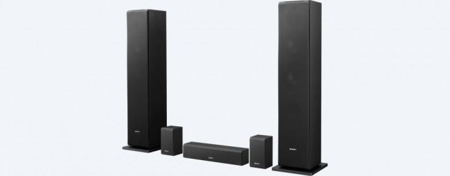 Домашни кина, DVD players Sony SS-CS310CR