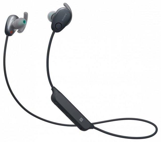 Слушалки Sony WI-SP600N