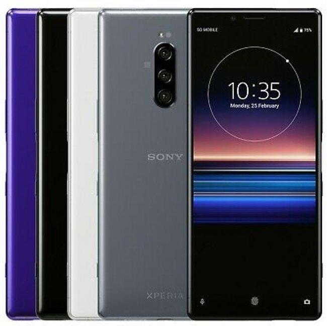 Смартфон Sony Xperia 1 J9110 DUAL