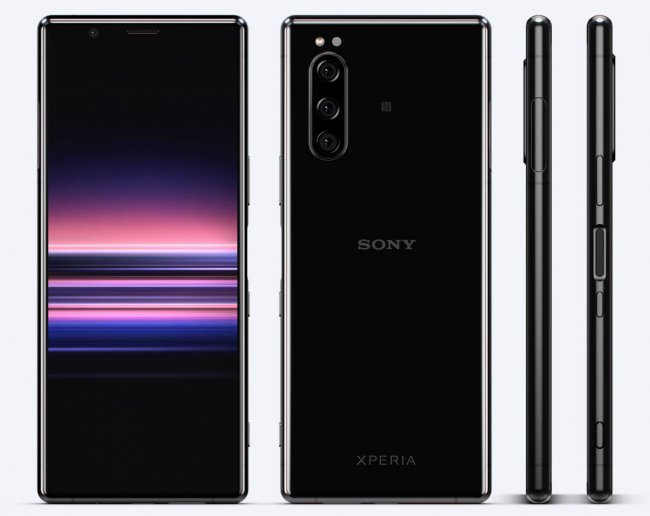 Смартфон Sony Xperia 5