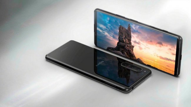 Sony Xperia 5 II 2 5G DUAL Снимка